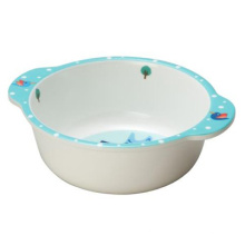Melamin Suppenschüssel mit Griff / Melamin Kinder Reisschüssel (MRH2003)