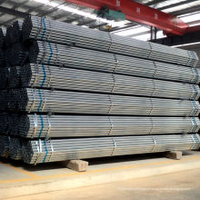 Pre-Galvanized Gi Fence Pipe China Supplier
