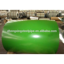PPGI steel coil/prepainted G I coil/color coated steel coil
