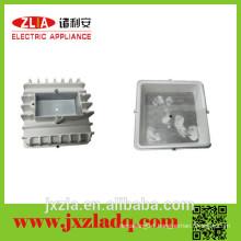 high heat dissipation light weight aluminum extrusion led bulb heat sink