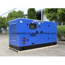 Gerador diesel silencioso à prova de som do motor de 1006tg1a 85kVA 68kw Lovol