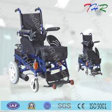 Silla de ruedas eléctrica de pie