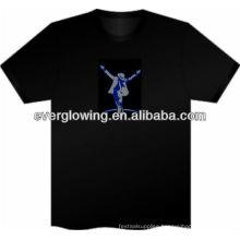 amazing T-shirt glow in dark