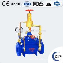 Fábrica precio agua eléctrico válvula/bomba de control control válvula de flujo, válvula de control de bomba