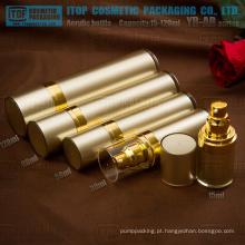 YB-AB série 15ml 30ml 50ml 80ml frasco 100ml 120ml cilindro clássica bomba cosmético acrílico
