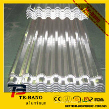 corrugated roofing sheet/zinc aluminum roofing sheet/metal roof