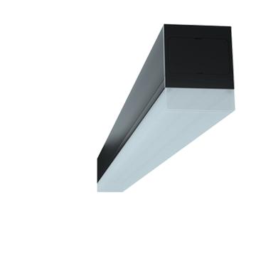 Алюминиевый светодиодный линейный светильник 20 Вт 120 °