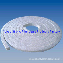 Fiber Glass Packing Impregnated with PTFE and Lubricant