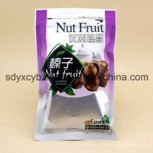 Bolso de empaquetado plástico de los surtidores y del bocado de China para las tuercas / las frutas secadas