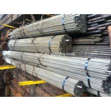 Tubo de tubo de aço carbono sem costura de alta precisão