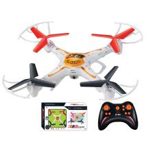 Controle Remoto Brinquedos RC Quadcopter (H0410537)