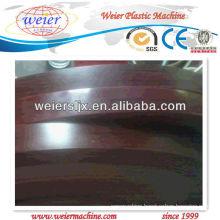 PVC edgeband extrusion machinery