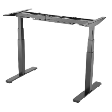 Dual Motor Electric Height Adjustable Desk Intelligent Office Table