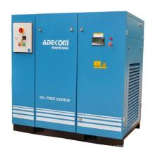 Compresseur d'air de vis rotatoire de haute qualité sans huile de VSD (KC30-08ET) (INV)