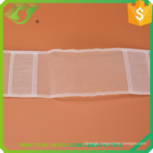 2017 Hot sell Wholesale transparent curtain tape with curtain pole