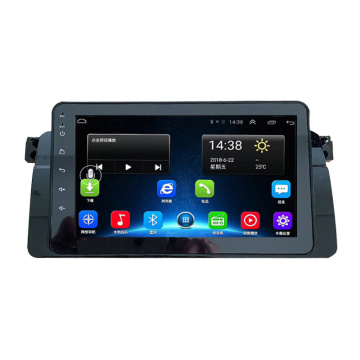 GPS BMW E46 reproductor multimedia Android