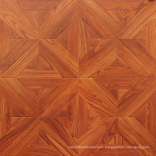 12.3mm E0 HDF AC4 Embossed Oak Sound Absorbing Laminated Flooring