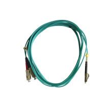 SC/PC-LC/PC Duplex Core Om3 Optical Patch Cord