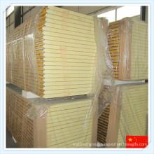 High Quality Heat-Insulated Fireproof Polyurethane Sandwich Panel