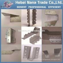 steel cable connectors / Galvanized wood corner connector