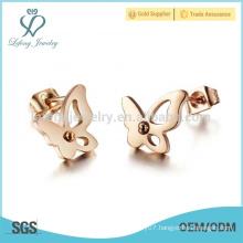 Beautiful butterfly earring,cute earring wholesale