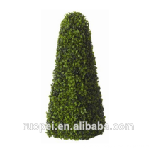 China decorative artificial plastic tree shrubs