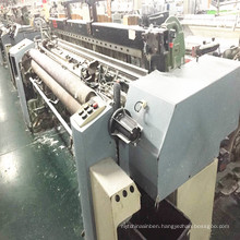 2 Color Good Condition Picanol Omini Plus Air Jet Loom