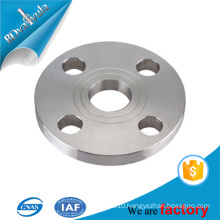 SS304 plate flange White steel DN50 PN10 flange good quality