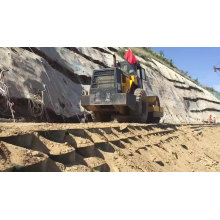 HDPE plastic geocell or retaining wall