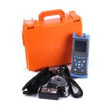 Оптический рефлектометр с сенсорным экраном, оптоволоконный рефлектометр, оптоволоконный кабель с корпусом AV6416