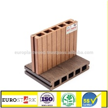 EuroStark WPC high quality good prices wood plastic composite outdoor decking floor Vietnam