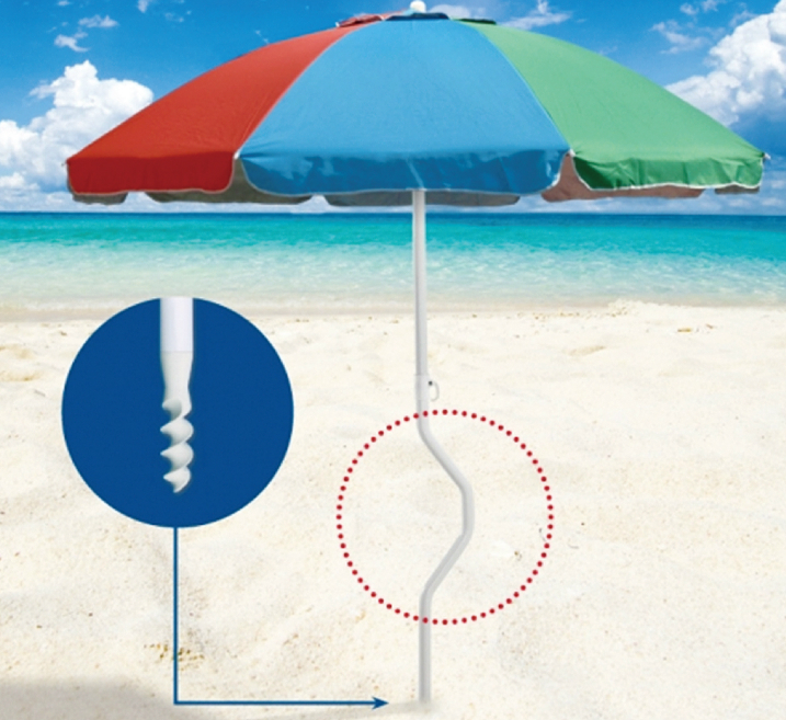 Beach Umbrella Plastic Sand Anchor