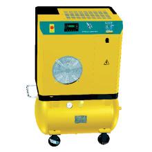 Компрессор, установленный на баке (11 кВт, 15 л.с.)