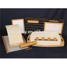 heißer Verkauf Holz Handgelenk Uhr Display-Ständer