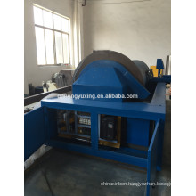 High speed sectional warping machine for textile machinery