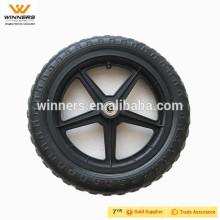Roues en plastique d'EVA de 12 pouces, pneu de mousse