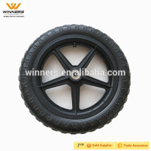 Rodas plásticas de EVA de 12 polegadas, pneu da espuma
