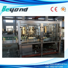 Beer Can Washing Filling Capping Machine