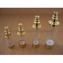 Flacon pompe Airless parfum 15ml 30ml 50ml 100ml en aluminium