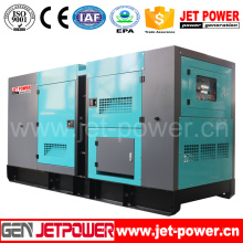90kw Weifang Ricardo Diesel Engine Generator 60Hz con toldo silencioso