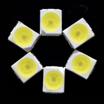 Blinkande SMD White LED 3528 Cool White 7-8LM