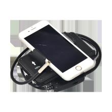 IP67 waterproof 3.9mm diameter automotive tools wireless wifi borescope inspection camera