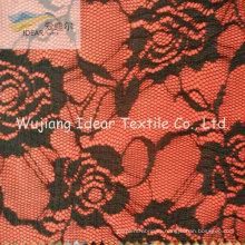 Tela consolidada tejido de poliéster de vestido de las mujeres