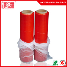 Film étirable rouge LLDPE de film étirable