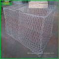 Professional double twist woven mesh gabions with high quality