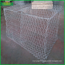 Gabions tissés en plastique de haute qualité (Gabions Wire Mesh)