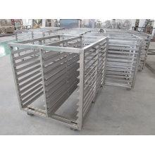 Духовой шкаф для сушилки горячего воздуха CT-C и туннель для горячего воздуха