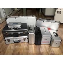 Producción profesional de caja de aluminio