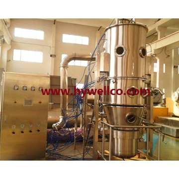 Granulator Pengering Bed Fluid