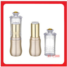 Plastic Empty Lipstick Tube Packaging